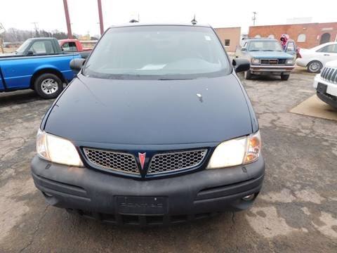 2005 Pontiac Montana for sale in Salina, KS