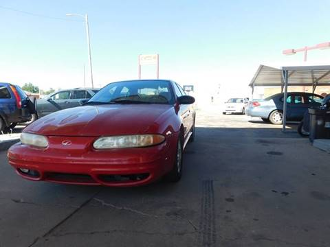 2004 Oldsmobile Alero for sale in Salina, KS