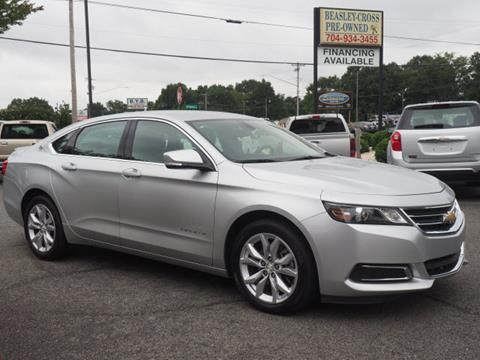 2017 Chevrolet Impala for sale in Kannapolis, NC