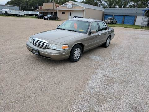 2003 Ford Crown Victoria for sale in Halstead, KS