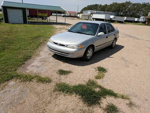 2000 Toyota Corolla for sale in Halstead, KS