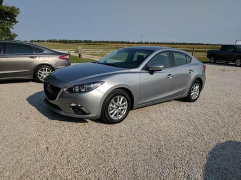 2016 Mazda MAZDA3 for sale in Halstead, KS