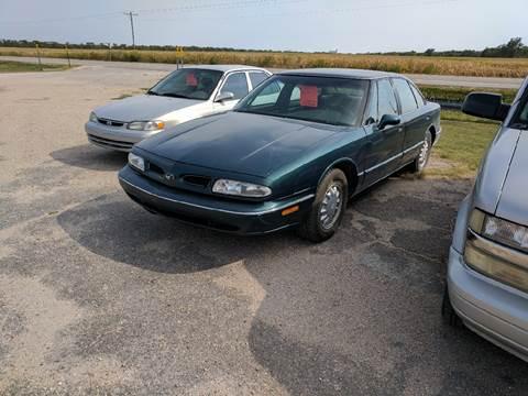 1997 Oldsmobile Eighty-Eight for sale in Halstead, KS