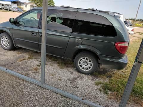 2003 Dodge Grand Caravan for sale in Halstead, KS