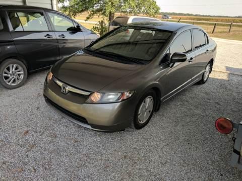 2008 Honda Civic for sale in Halstead, KS
