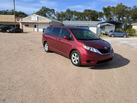 2012 Toyota Sienna for sale in Halstead, KS