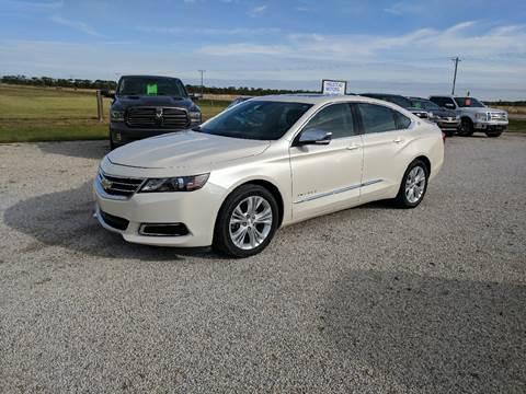 2014 Chevrolet Impala for sale in Halstead, KS