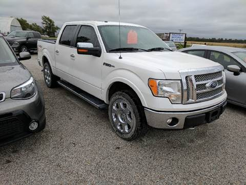 2012 Ford F-150 for sale in Halstead, KS
