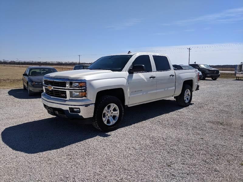 2014 Chevrolet Silverado 1500 for sale at Halstead Motors LLC in Halstead KS