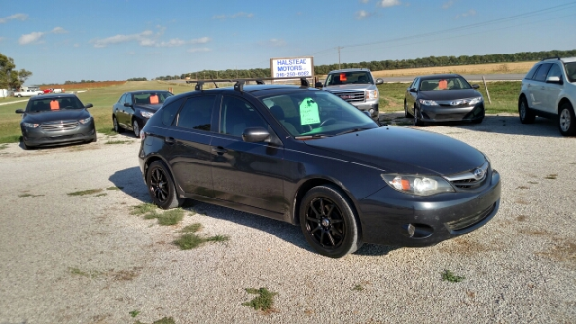 2010 Subaru Impreza for sale at Halstead Motors LLC in Halstead KS