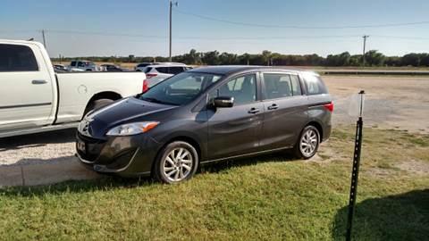 2014 Mazda MAZDA5 for sale at Halstead Motors LLC in Halstead KS
