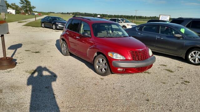 2002 Chrysler PT Cruiser for sale at Halstead Motors LLC in Halstead KS