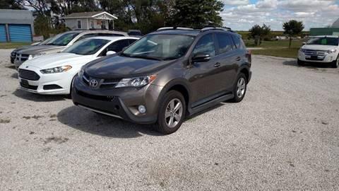 2015 Toyota RAV4 for sale in Halstead, KS