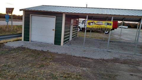 2016 Tri state Buildings for sale in Halstead, KS