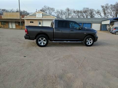 2014 RAM Ram Pickup 1500 for sale in Halstead, KS
