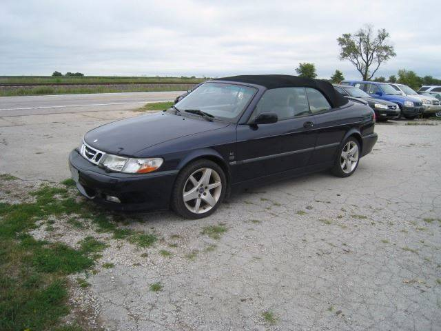2003 Saab 9-3 for sale at BEST CAR MARKET INC in Mc Lean IL