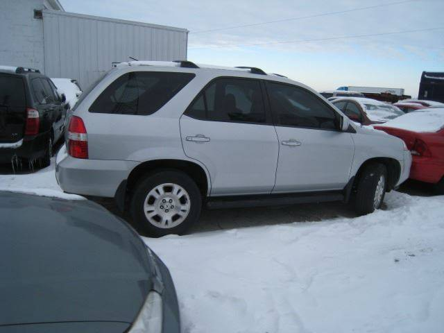 2001 Acura MDX for sale at BEST CAR MARKET INC in Mc Lean IL