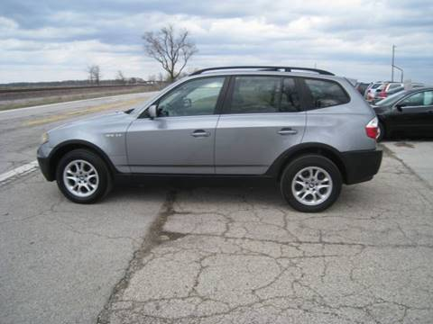 2004 BMW X3 for sale at BEST CAR MARKET INC in Mc Lean IL
