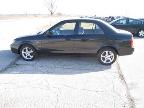 2003 Mazda Protege For Sale In Mc Lean, IL