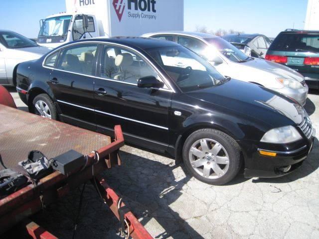 2003 Volkswagen Passat for sale at BEST CAR MARKET INC in Mc Lean IL