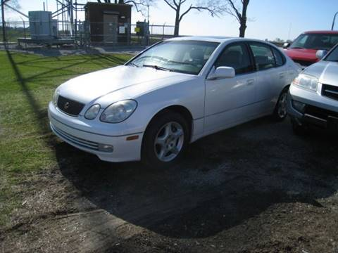 1998 Lexus GS 300 for sale at BEST CAR MARKET INC in Mc Lean IL