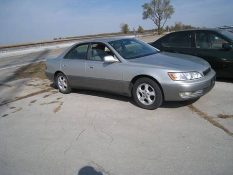 1998 Lexus ES 300 for sale at BEST CAR MARKET INC in Mc Lean IL