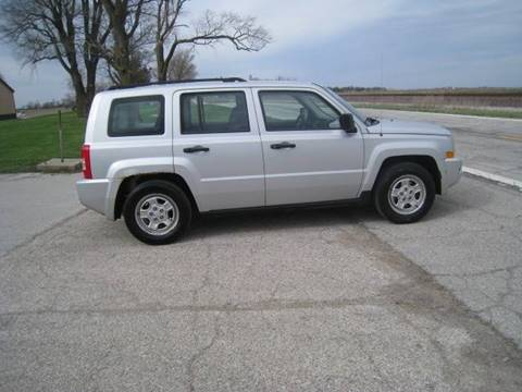 2009 Jeep Patriot for sale at BEST CAR MARKET INC in Mc Lean IL