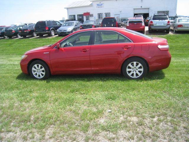 2007 Toyota Camry Hybrid for sale at BEST CAR MARKET INC in Mc Lean IL