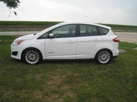 2013 Ford C-MAX Hybrid for sale at BEST CAR MARKET INC in Mc Lean IL