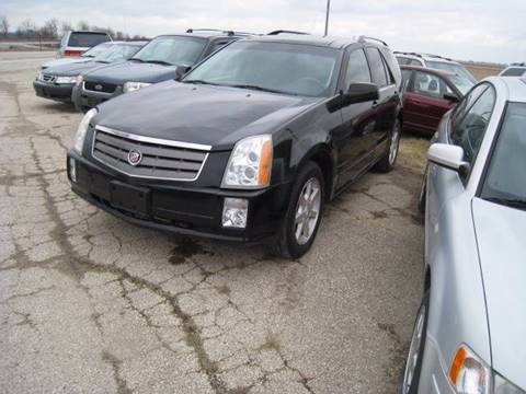 2005 Cadillac SRX for sale at BEST CAR MARKET INC in Mc Lean IL