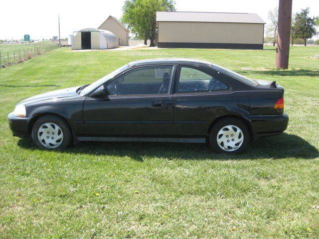 1997 Honda Civic for sale at BEST CAR MARKET INC in Mc Lean IL