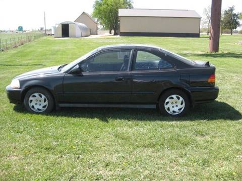 1997 Honda Civic for sale in Mc Lean, IL