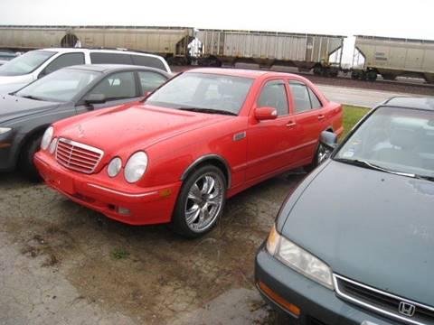2002 Mercedes-Benz E-Class for sale at BEST CAR MARKET INC in Mc Lean IL