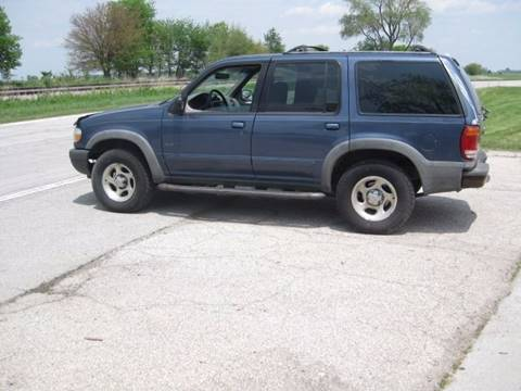2000 Ford Explorer for sale at BEST CAR MARKET INC in Mc Lean IL