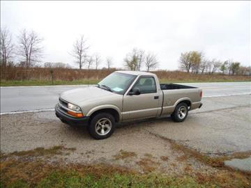 1998 Chevrolet S-10 for sale at BEST CAR MARKET INC in Mc Lean IL