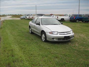 2004 Chevrolet Cavalier for sale at BEST CAR MARKET INC in Mc Lean IL