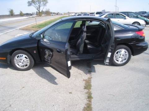 2000 Saturn S-Series for sale at BEST CAR MARKET INC in Mc Lean IL