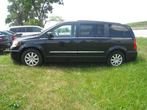 2012 Chrysler Town and Country for sale at BEST CAR MARKET INC in Mc Lean IL