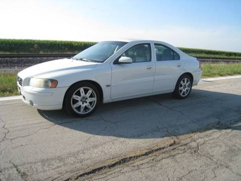 2006 Volvo S60 for sale at BEST CAR MARKET INC in Mc Lean IL