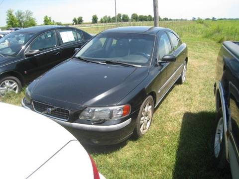 2004 Volvo S60 for sale at BEST CAR MARKET INC in Mc Lean IL