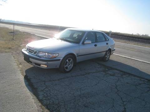 2001 Saab 9-3 for sale in Mc Lean, IL