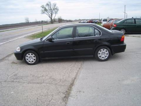 1999 Honda Civic for sale at BEST CAR MARKET INC in Mc Lean IL