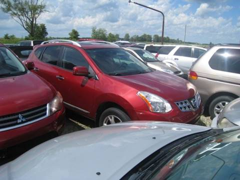 2011 Nissan Rogue for sale at BEST CAR MARKET INC in Mc Lean IL