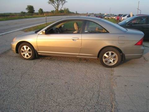 2003 Honda Civic for sale at BEST CAR MARKET INC in Mc Lean IL