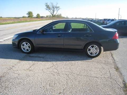 2007 Honda Accord for sale at BEST CAR MARKET INC in Mc Lean IL