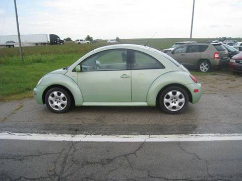 2002 Volkswagen New Beetle for sale at BEST CAR MARKET INC in Mc Lean IL