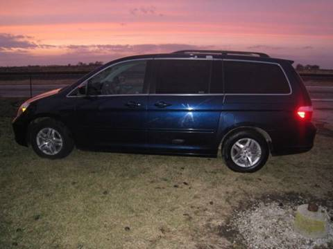 2006 Honda Odyssey for sale at BEST CAR MARKET INC in Mc Lean IL
