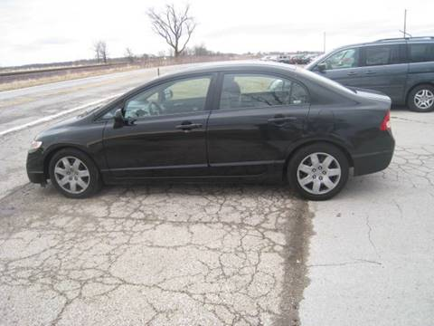 2009 Honda Civic for sale at BEST CAR MARKET INC in Mc Lean IL