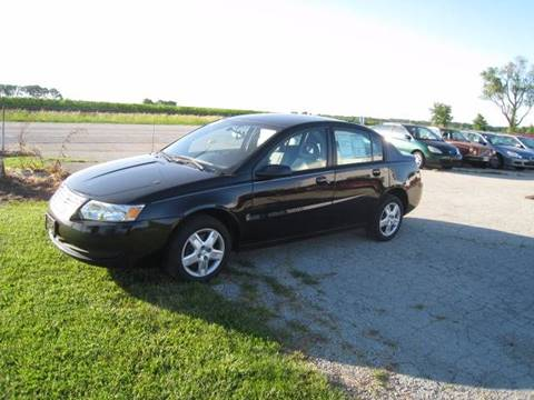 2007 Saturn Ion for sale at BEST CAR MARKET INC in Mc Lean IL