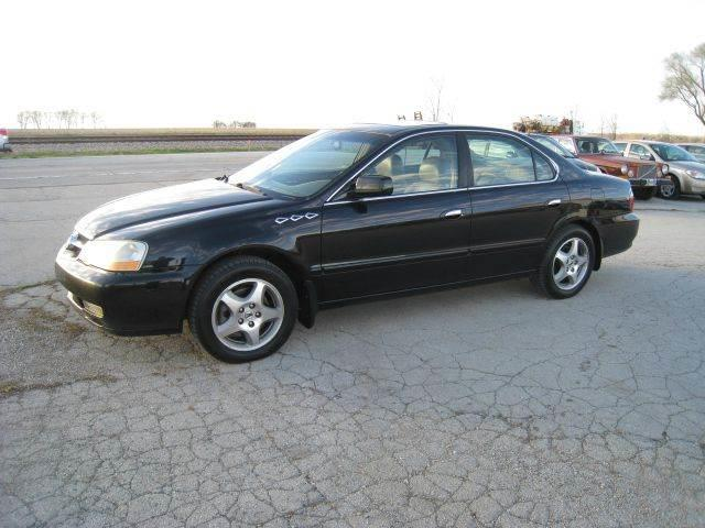 2003 Acura TL for sale at BEST CAR MARKET INC in Mc Lean IL
